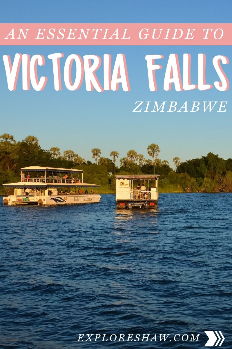 an essential guide to victoria falls