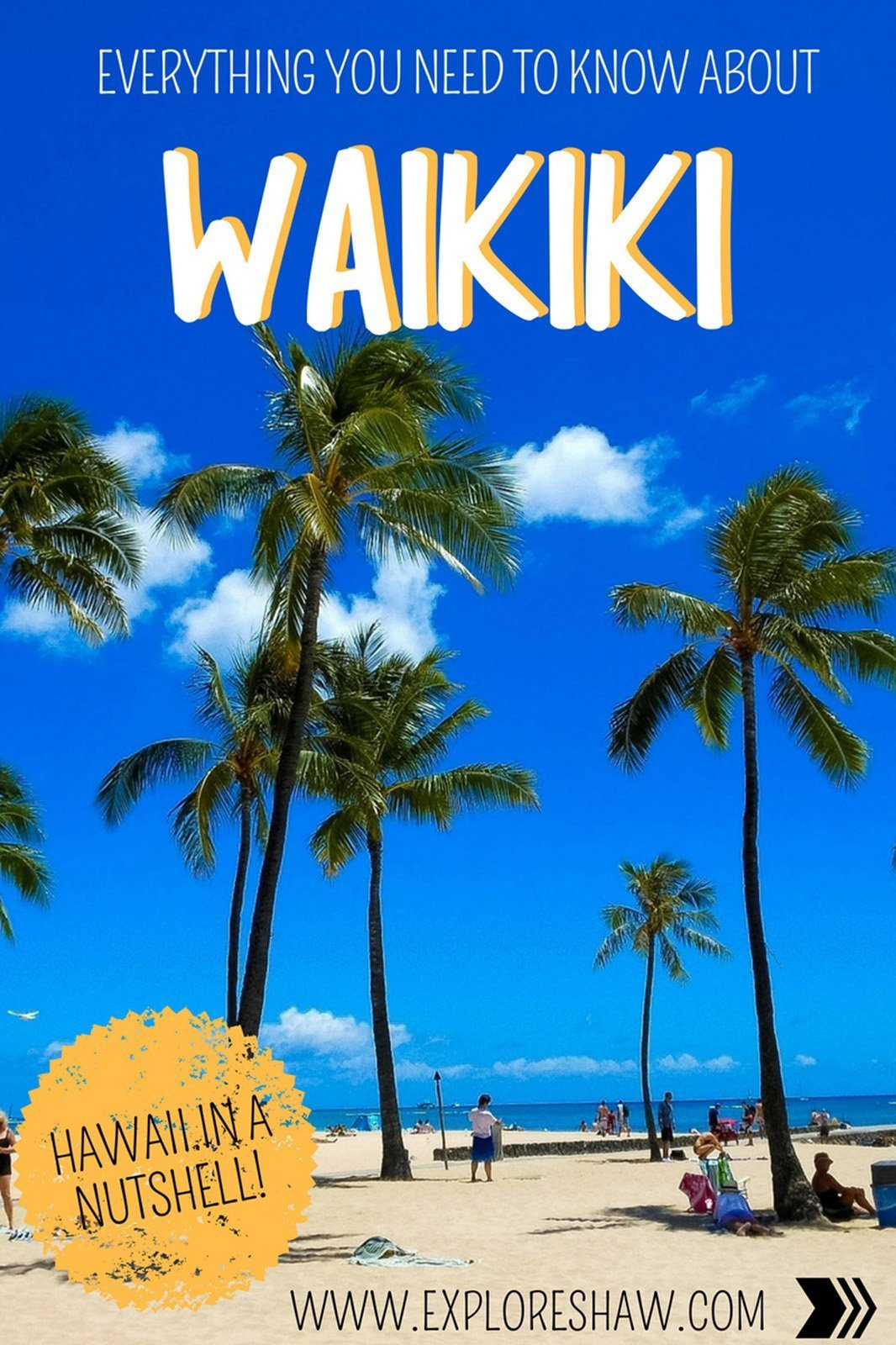 EVERYTHING YOU NEED TO KNOW ABOUT WAIKIKI
