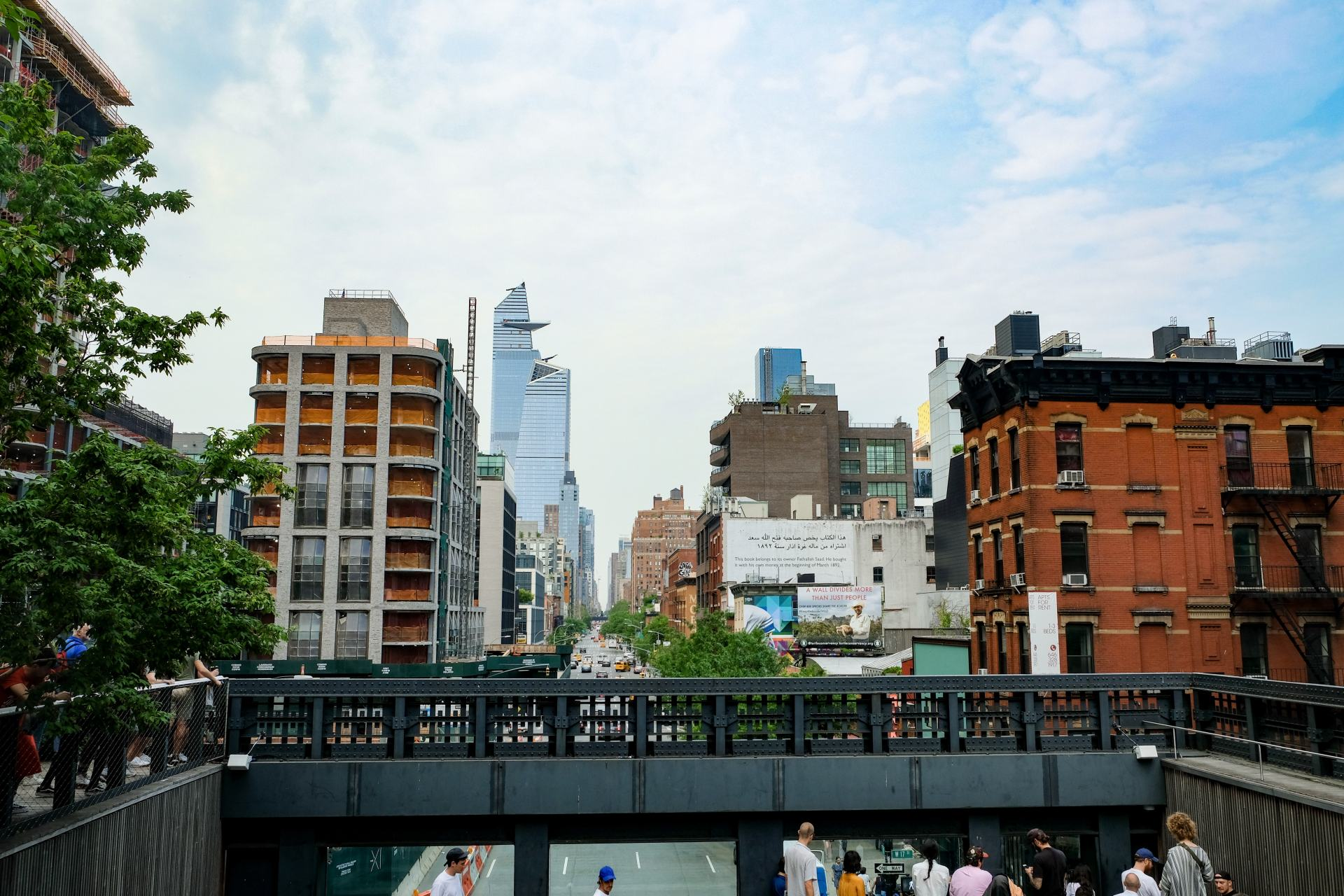 the high line chelsea