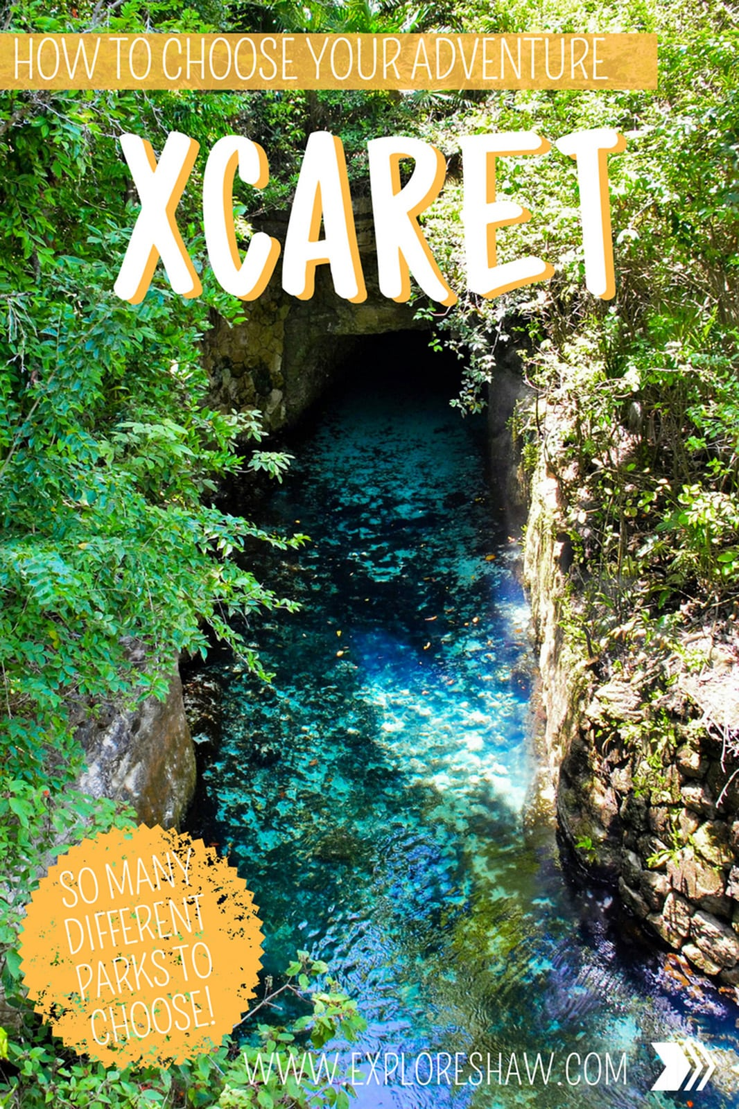 HOW TO CHOOSE YOUR XCARET ADVENTURE