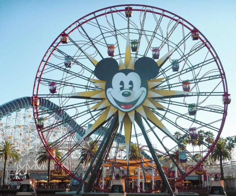 california adventure park