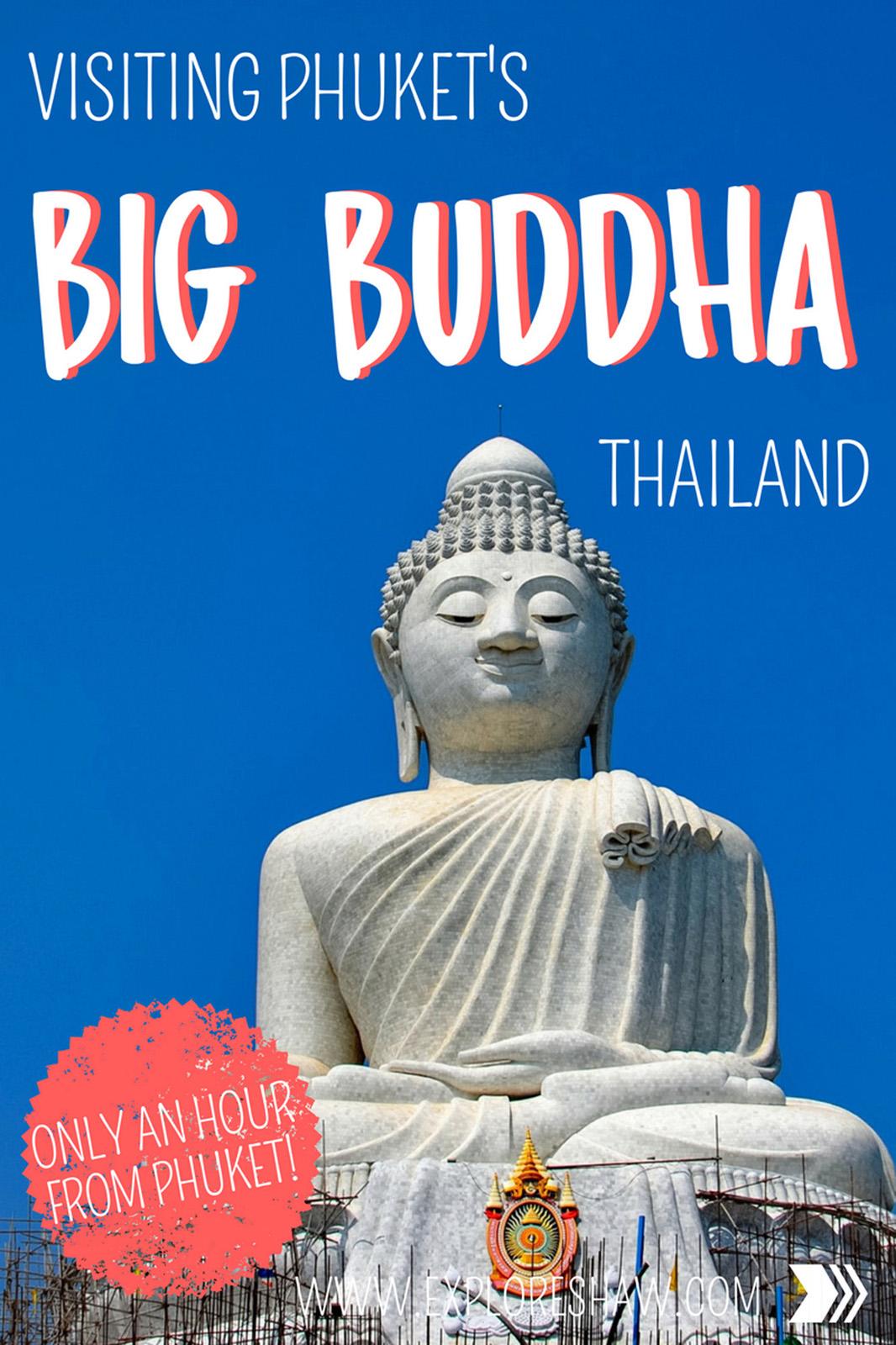 BIG BUDDHA PHUKET THAILAND