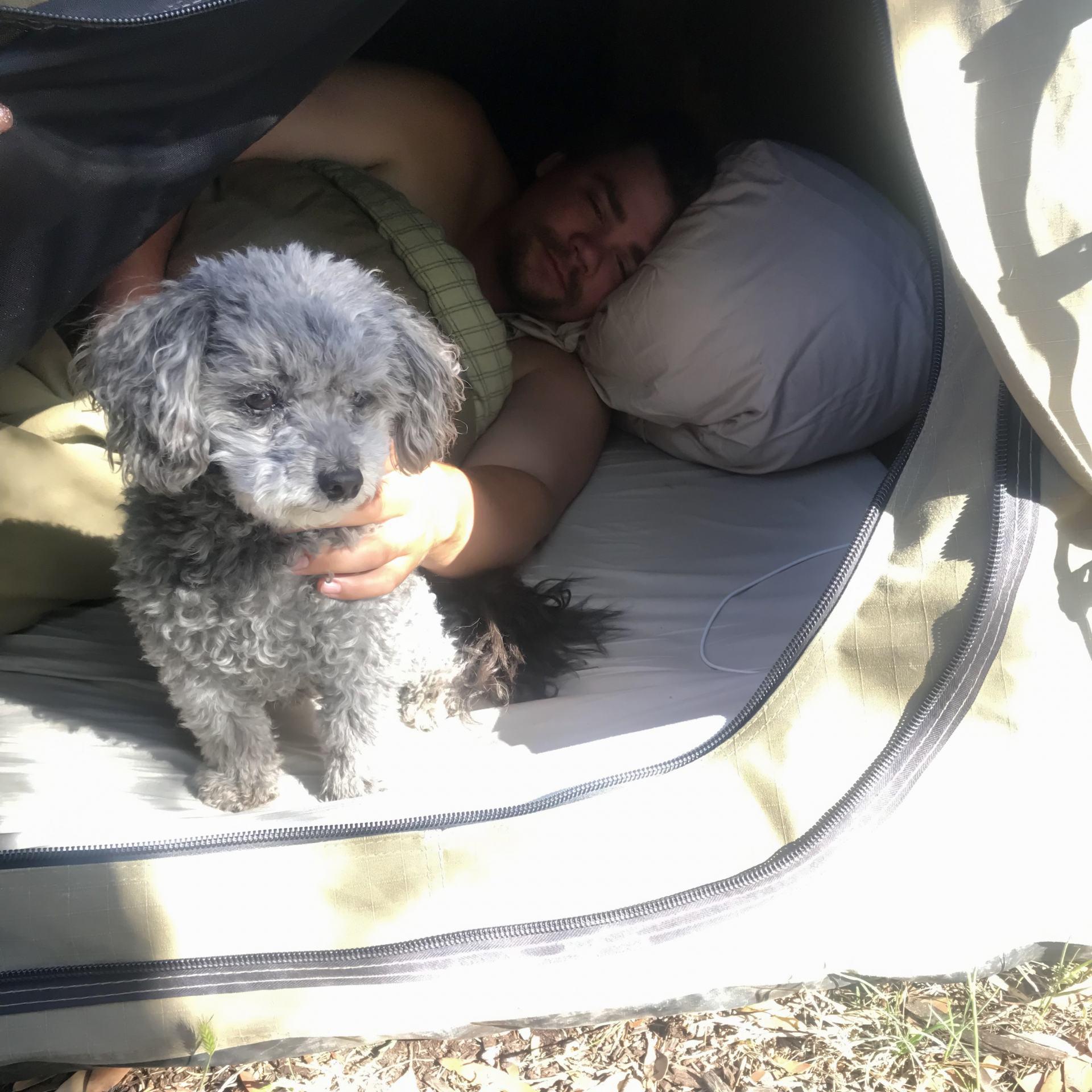 camping on kangaroo island