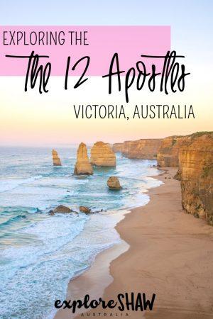 exploring the 12 apostles