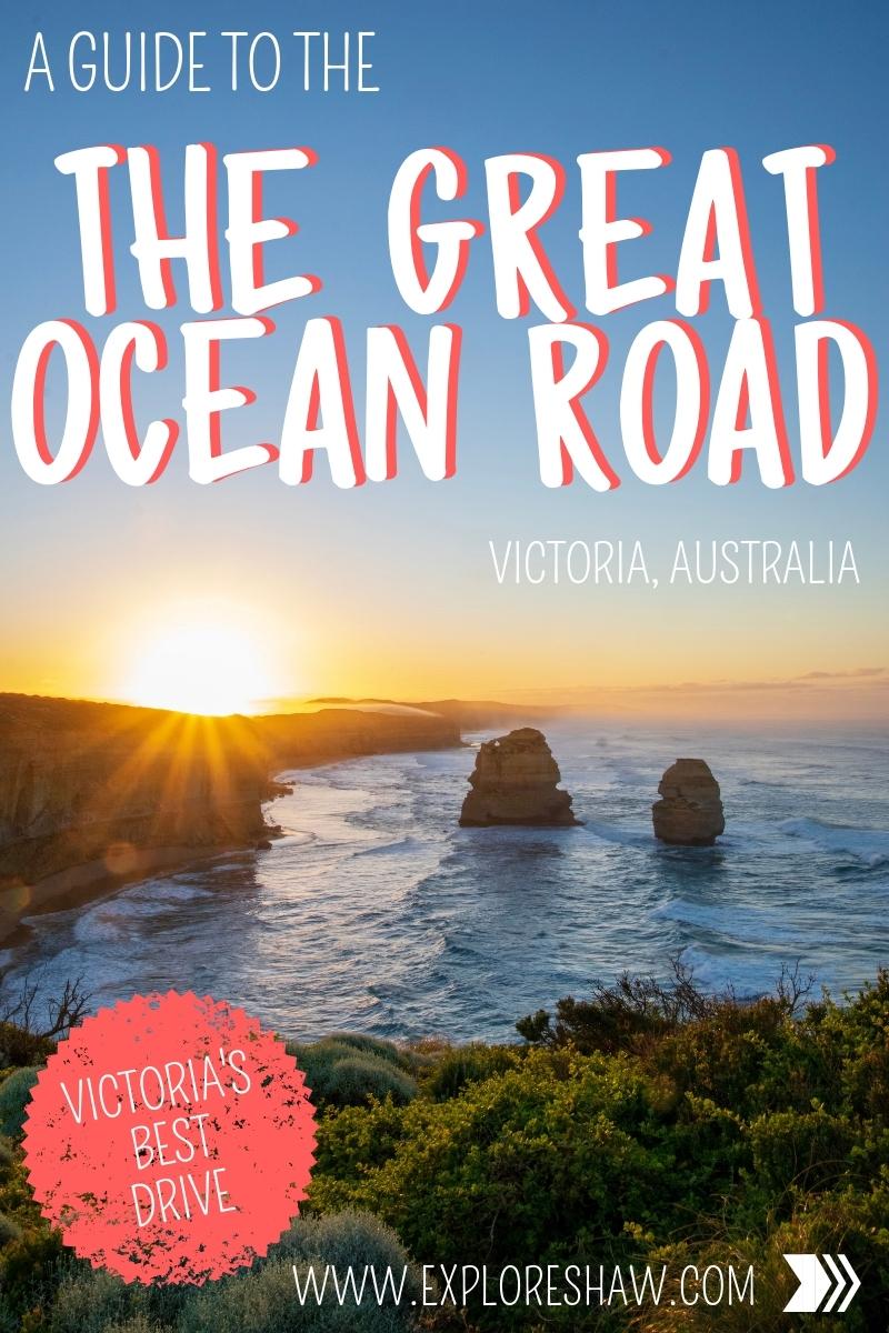 great ocean road guide
