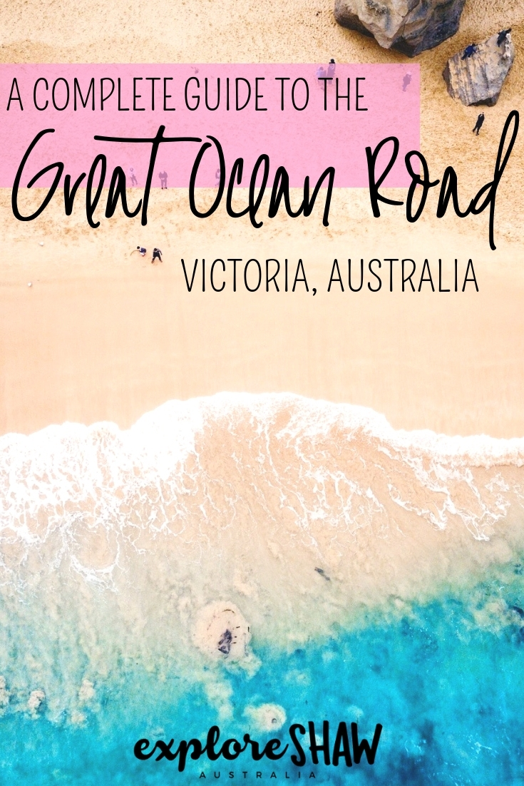 guide to the great ocean road