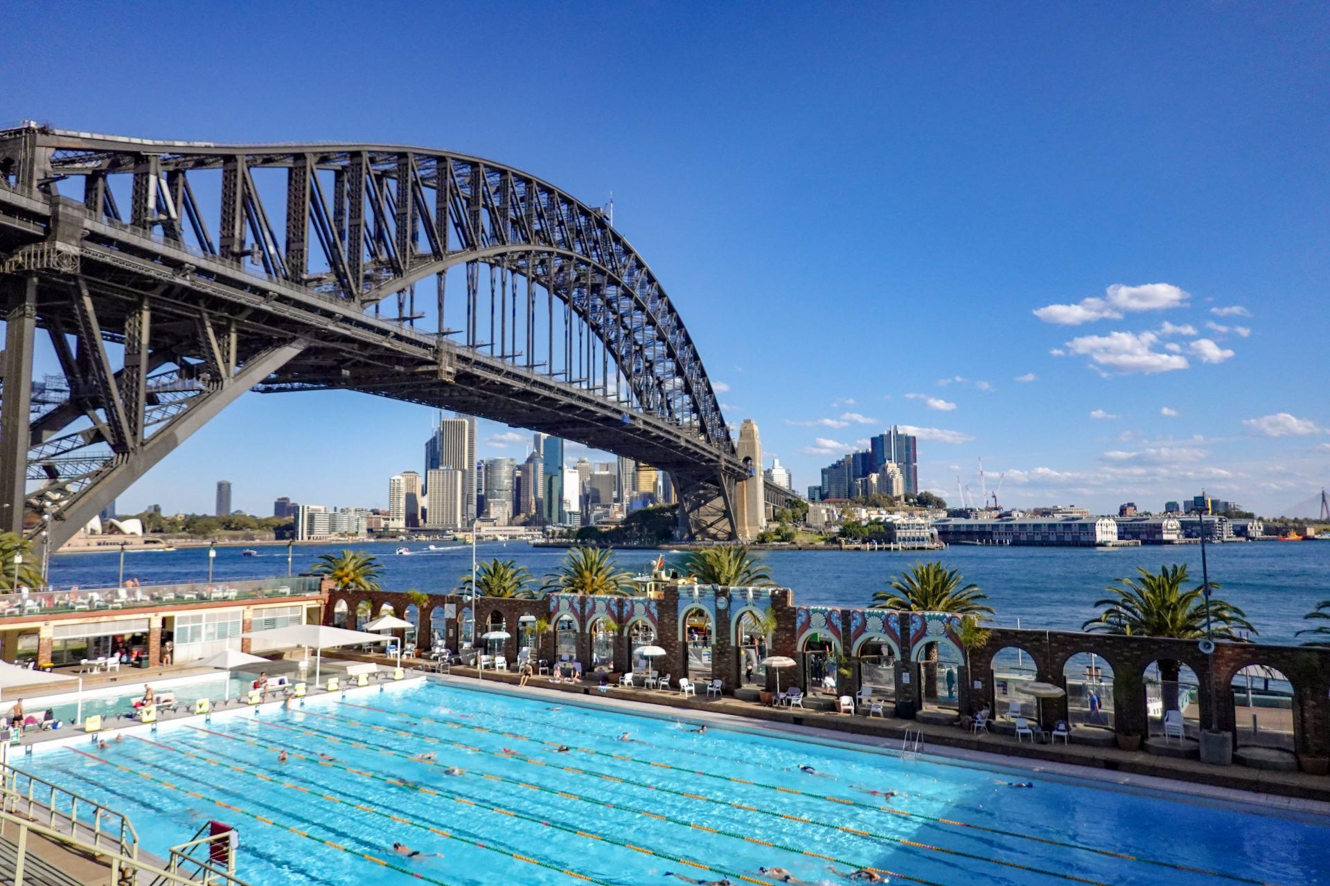 sydney olympic pool