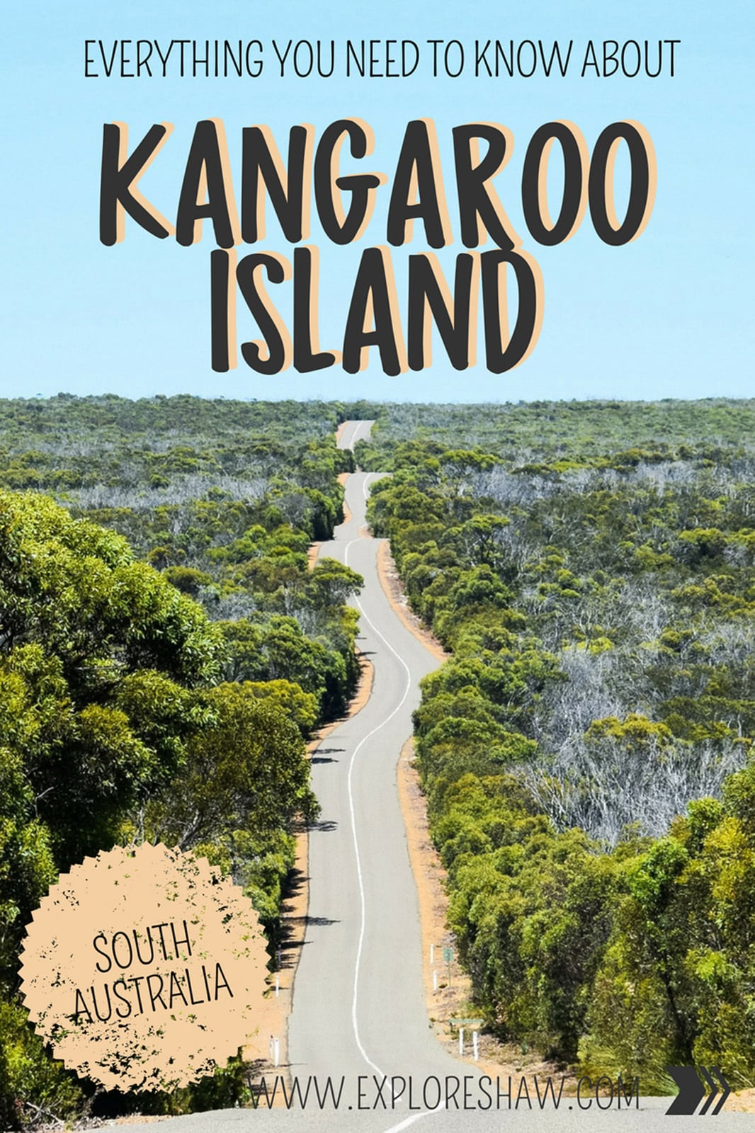 Everything you need to know to plan for your trip to Kangaroo Island. The can't miss attractions, best places to stay and all the top tips to getting around.#KangarooIsland #SouthAustralia #Australia