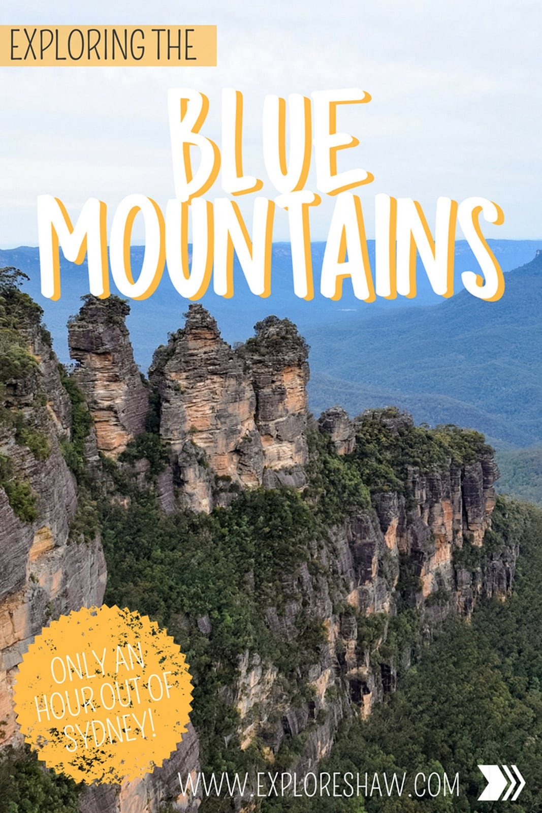 Overloaded with natural attractions, spectacular views and even the steepest incline railway in the world there's so much more to the Blue Mountains than anyone would expect, and it can definitely take a couple of days to get through them all. #Australia #NewSouthWales #TheBlueMountains