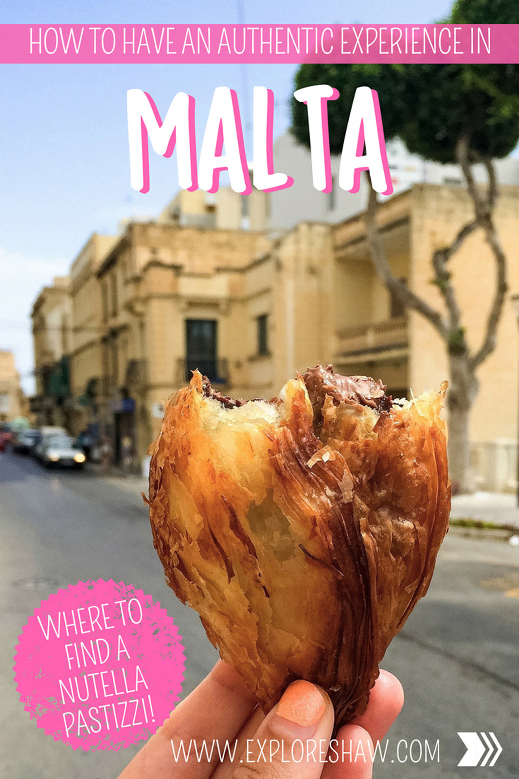 HOW TO HAVE AN AUTHENTIC MALTESE EXPERIENCE