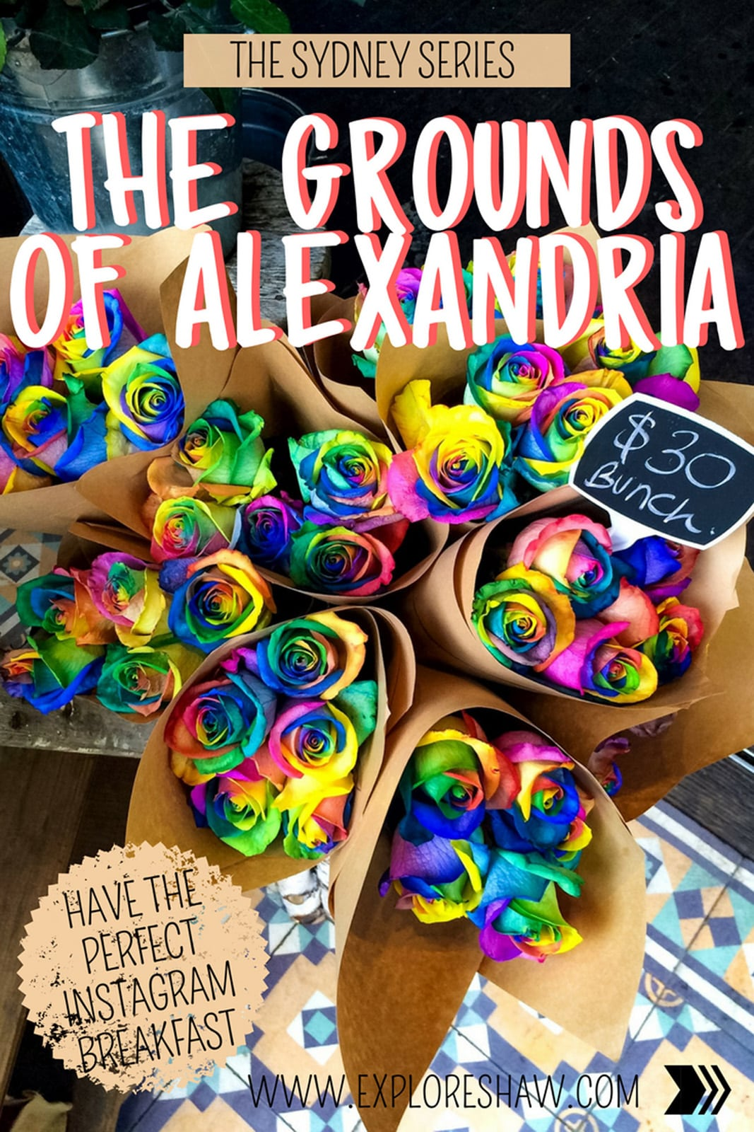 For one of the most unique and popular dining options in Sydney you need to check out The Grounds of Alexandria. It isn't just a quirky cafe, it is truly an experience. #Australia #NewSouthWales #Sydney