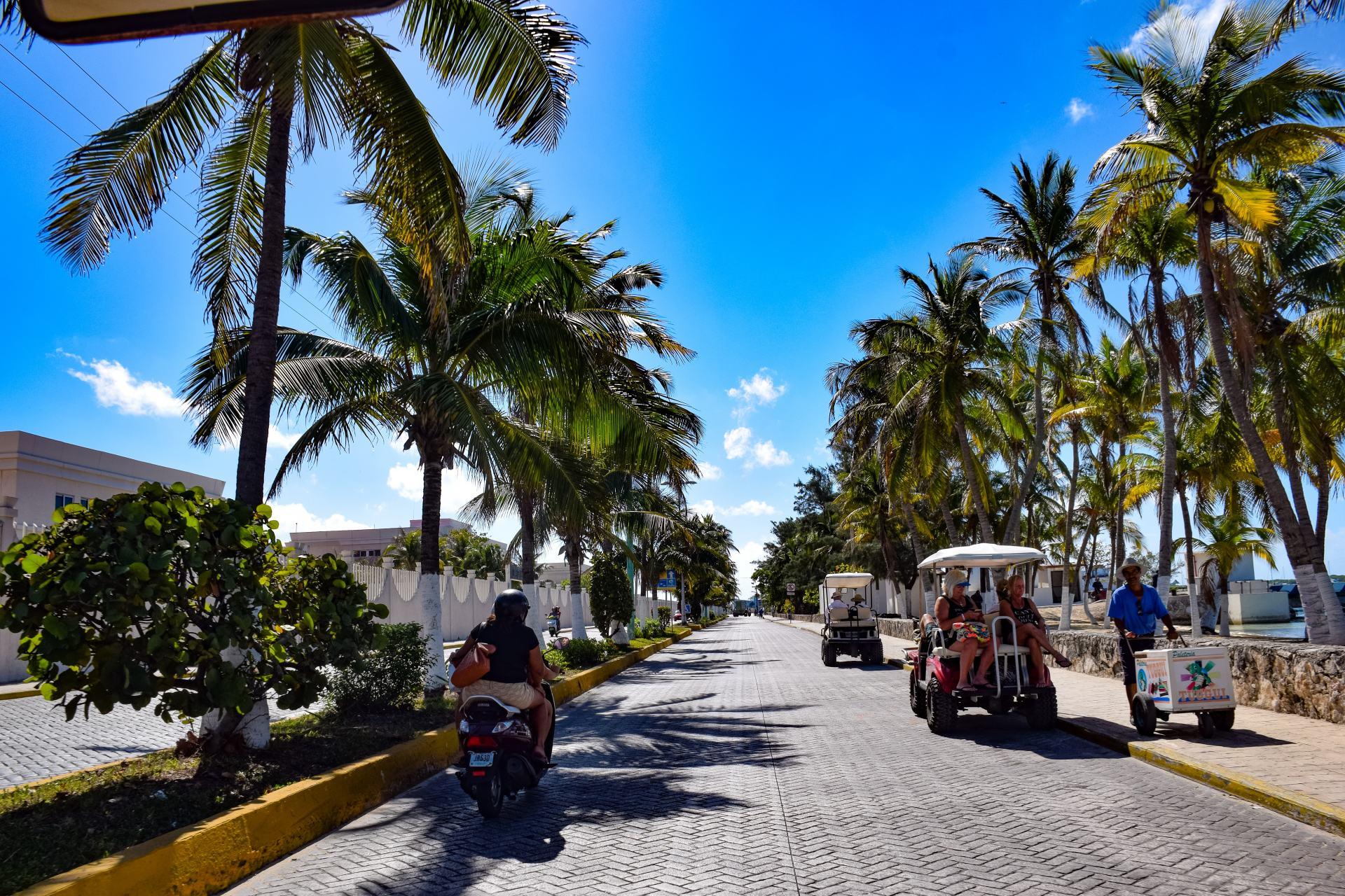 island life on isla mujeres