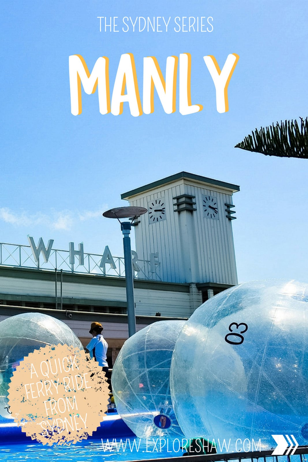 A trip to Sydney wouldn't be complete without a visit to Manly via the ferry across Circular Quay. Here's our photo journal of one of our favourite beaches in Sydney. #Australia #Sydney #Manly