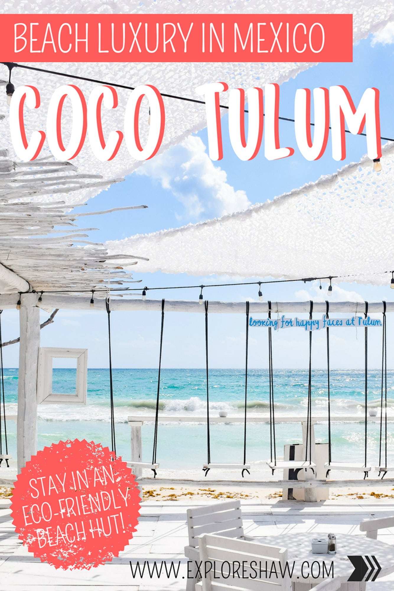 BEACH LUXURY IN MEXICO TULUM