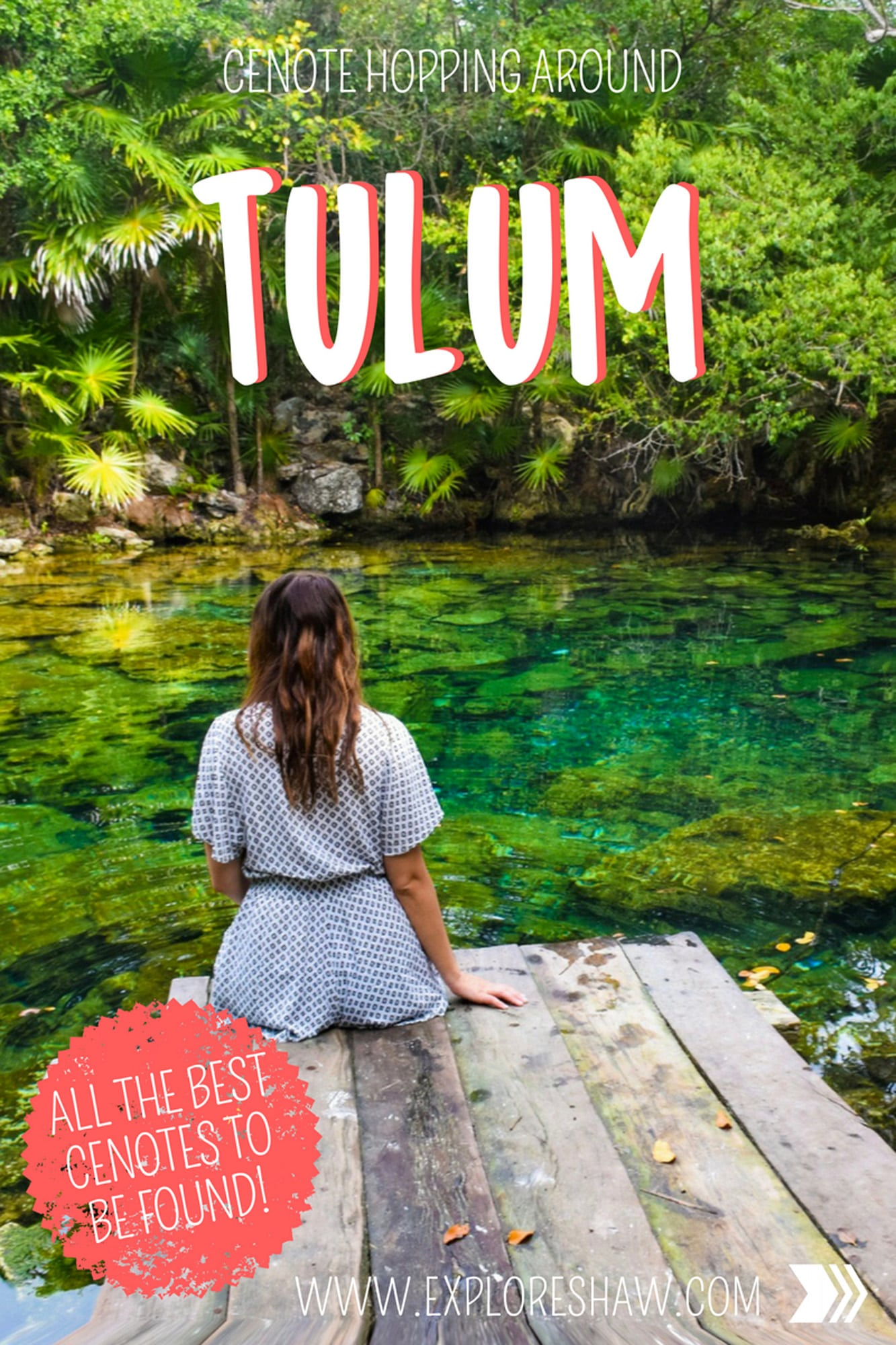 CENOTE HOPPING AROUND TULUM