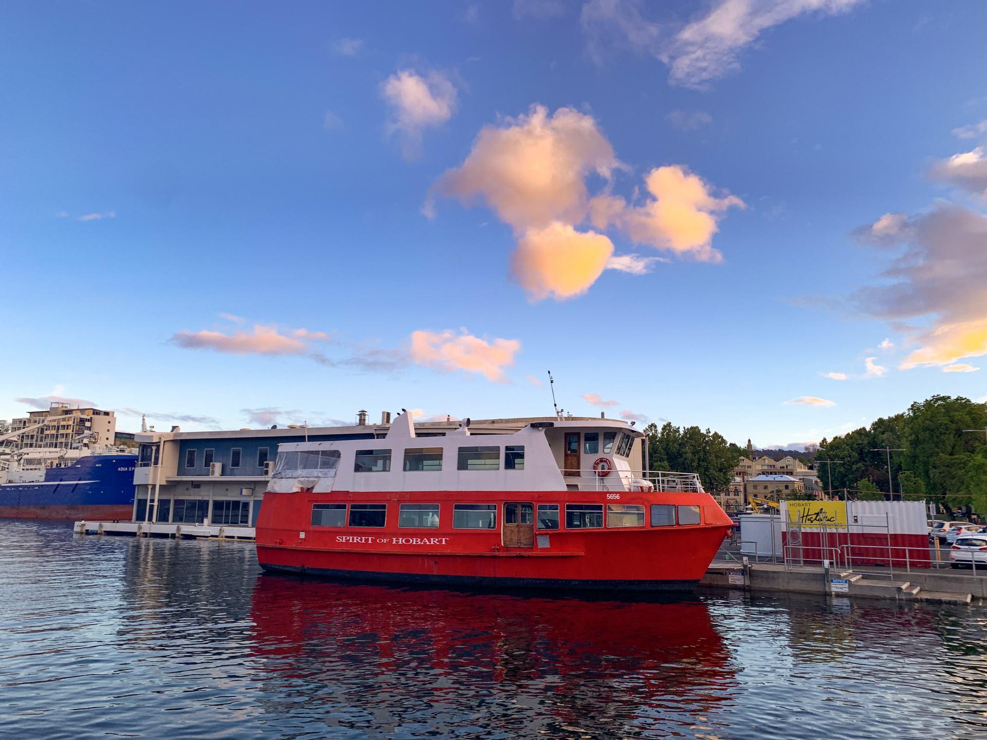 tasmania ferry