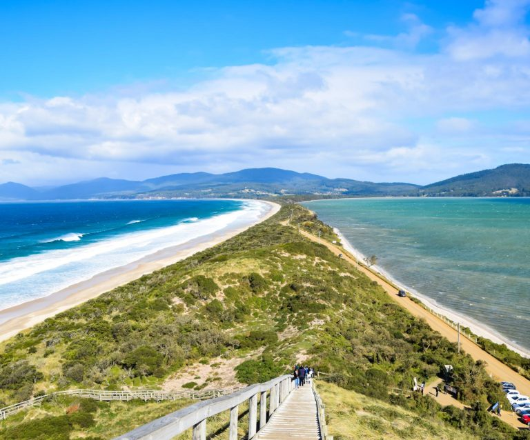 bruny island lookout