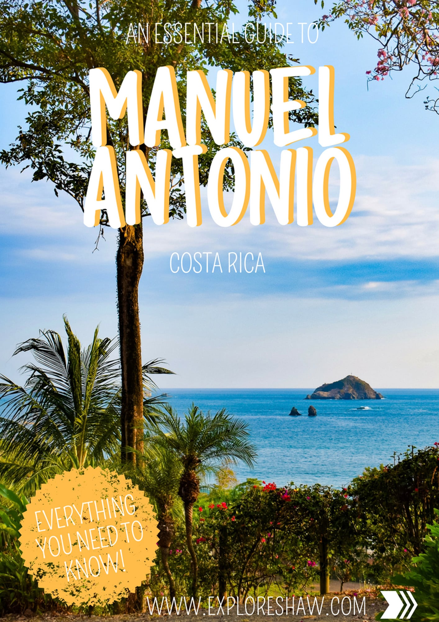 AN ESSENTIAL GUIDE TO MANUEL ANTONIO