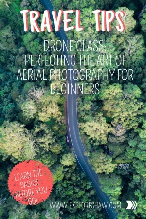 PERFECTING THE ART OF AERIAL PHOTOGRAPHY FOR BEGINNERS