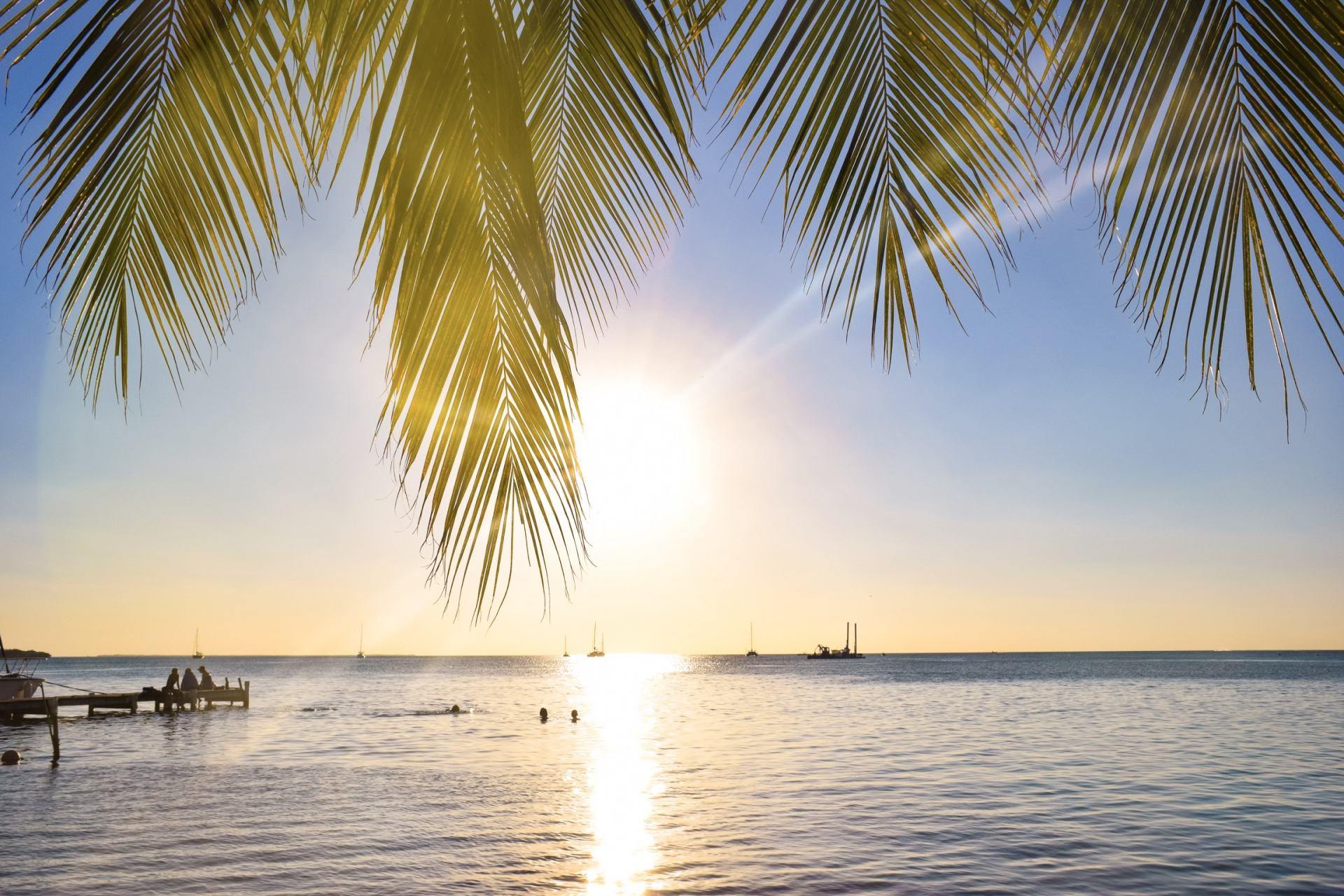 Why You Can T Miss A Belize Sunset Explore Shaw