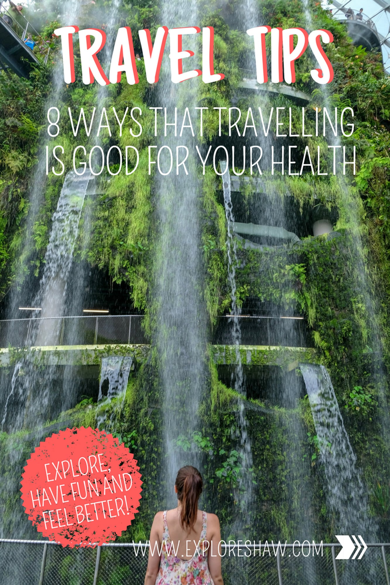 8 WAYS THAT TRAVELLING IS GOOD FOR YOUR HEALTH