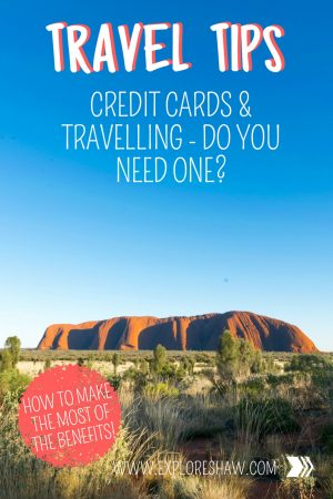 SHOULD YOU APPLY FOR A TRAVEL CREDIT CARD?