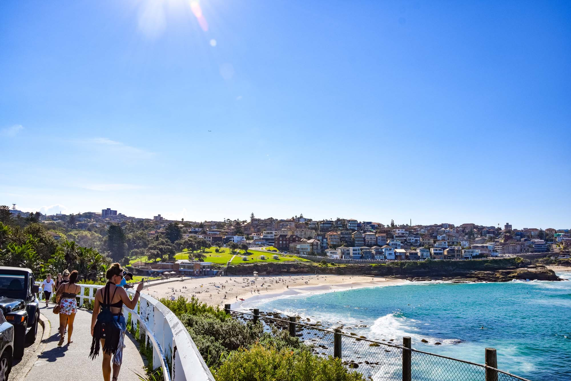 bronte to sydney coastal walk