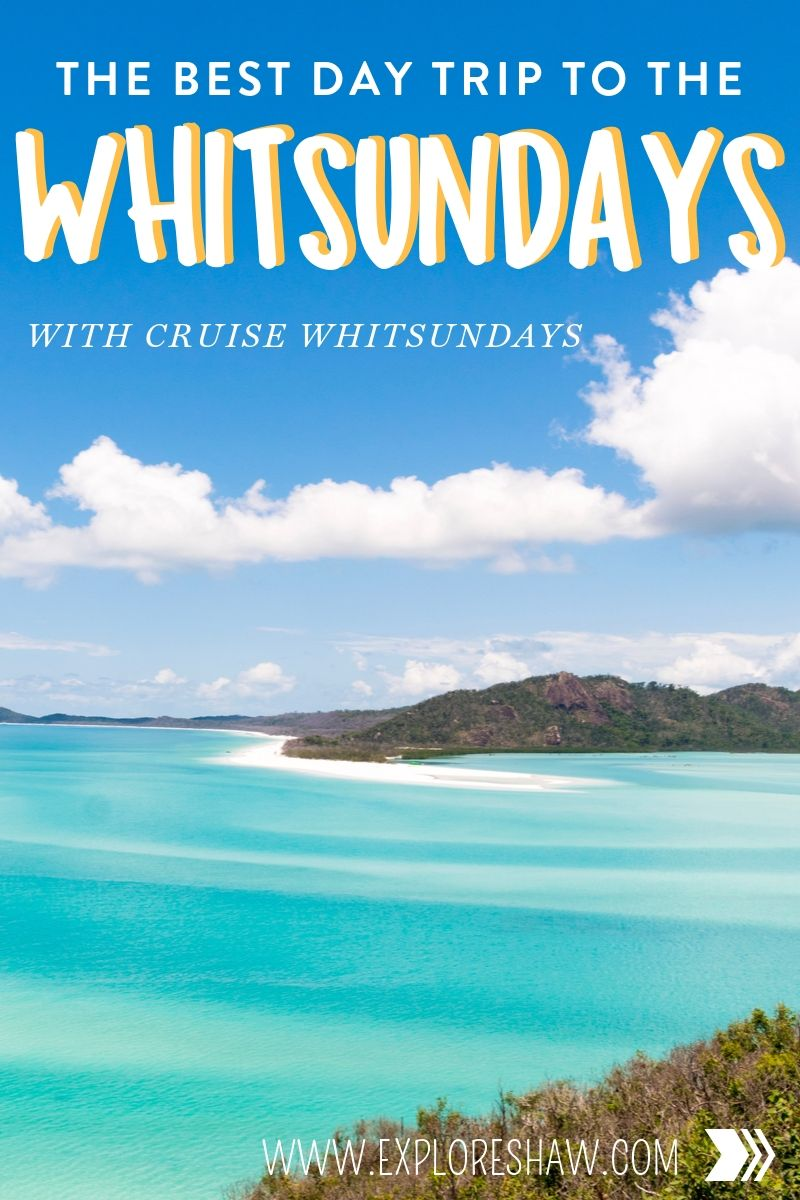 whitehaven beach tour with cruise whitsundays