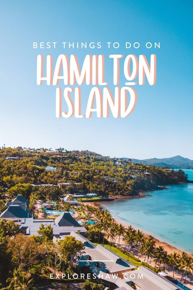 things to do on hamilton island