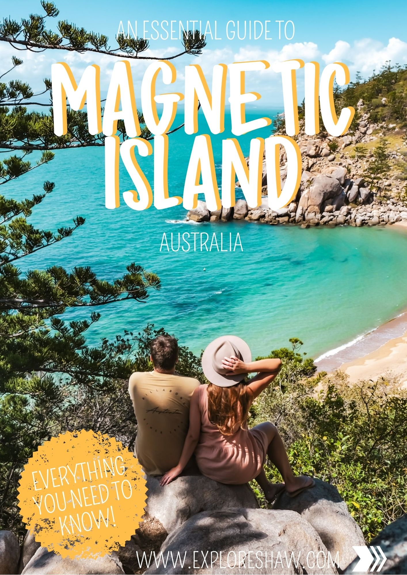 magnetic island mag