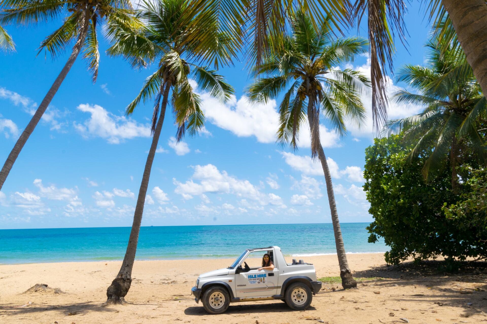 beach buggy magnetic island