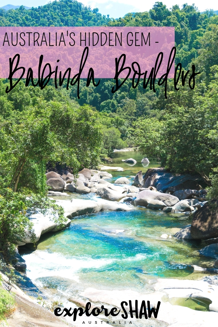 a guide to the babinda boulders