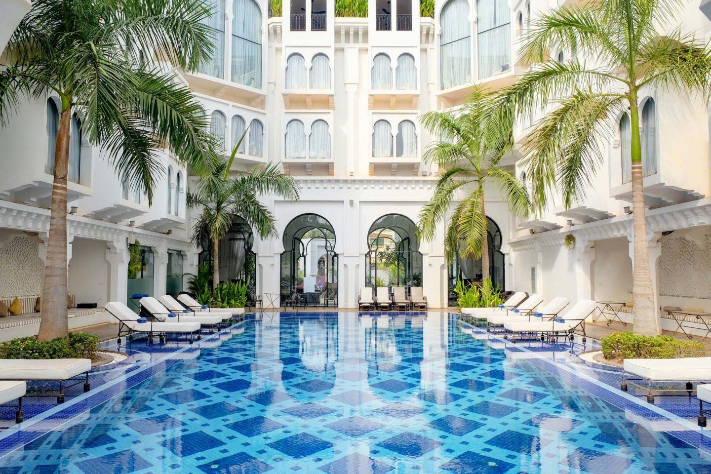 Luxury Cambodia: Sarai Resort and Spa