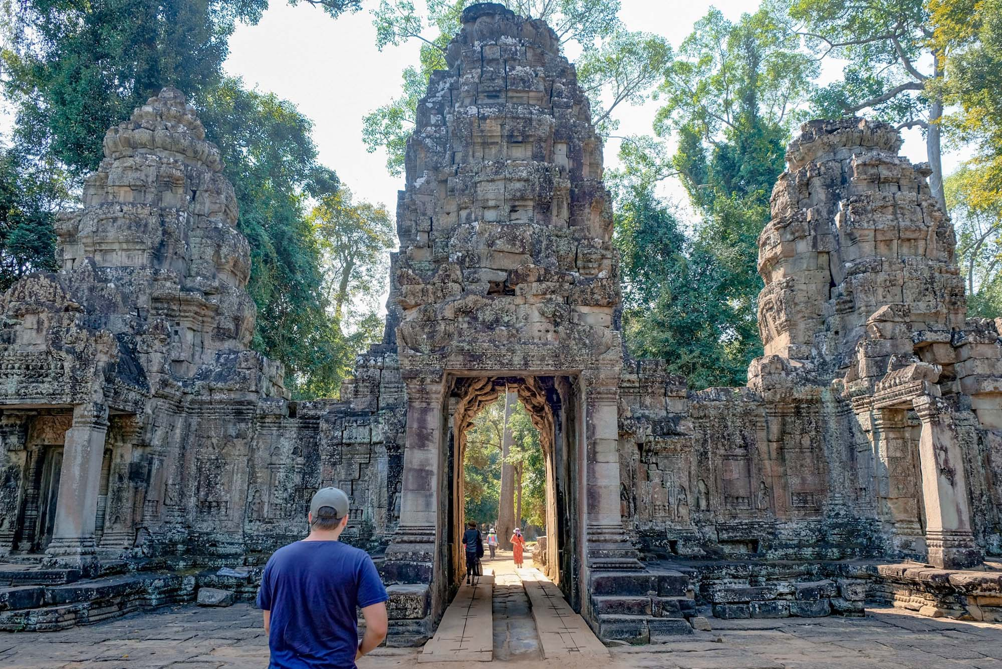tamples of angkor