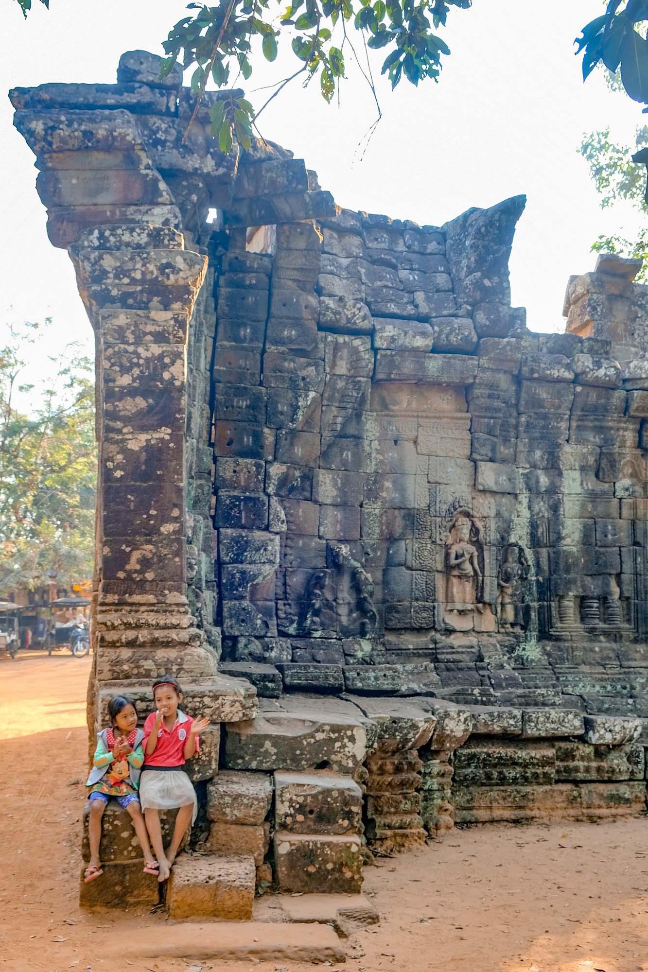 gateway to angkor