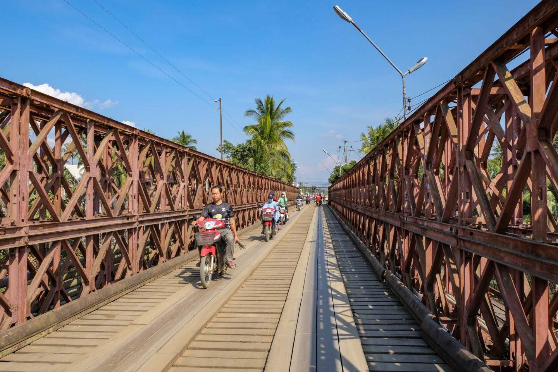 old bridge luang prabang