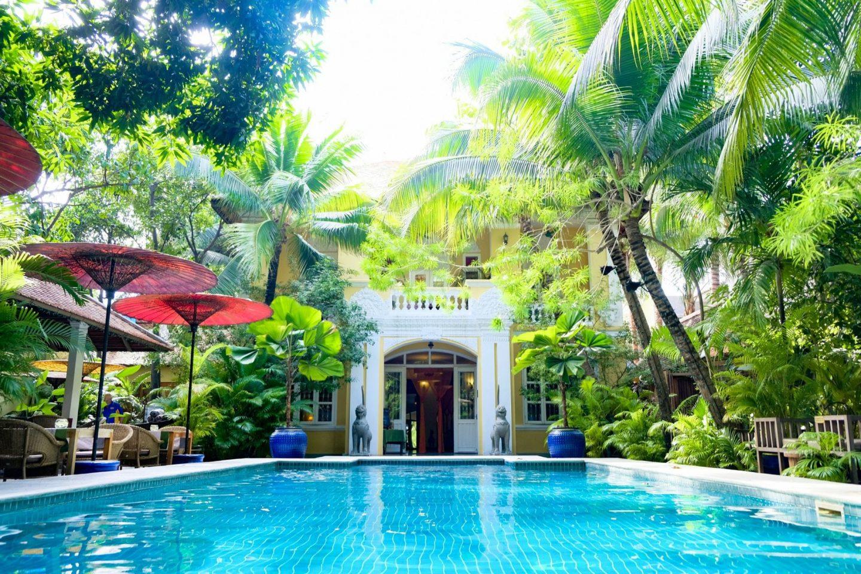 Luxury Cambodia: The Pavilion Phnom Penh
