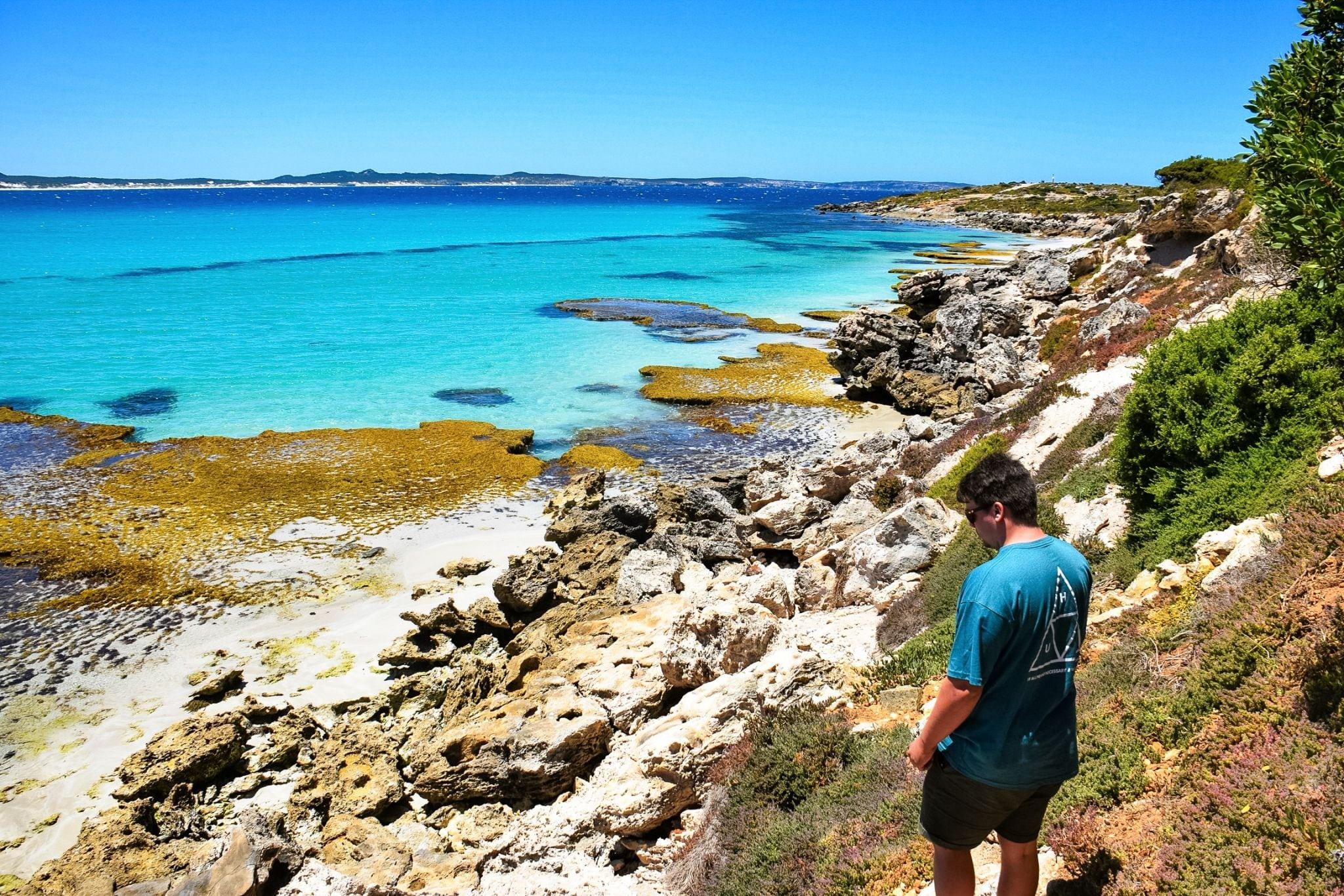 vivonne bay kangaroo island