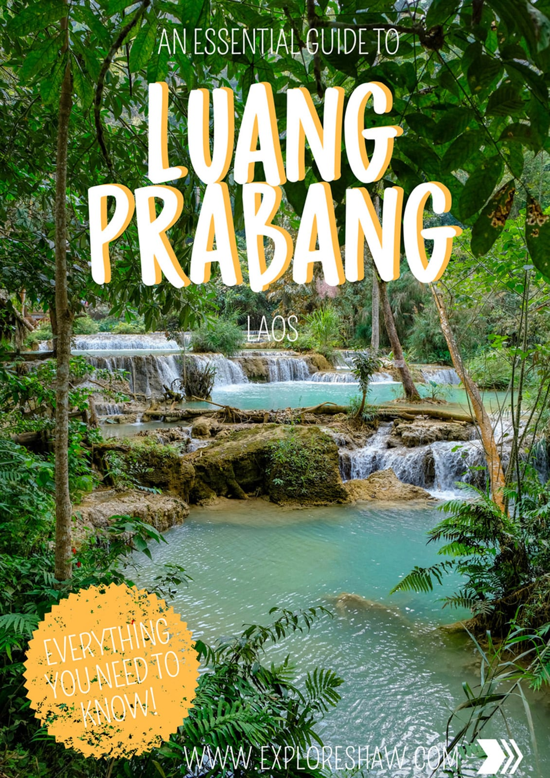 An Essential Guide To Luang Prabang 