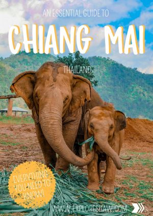 AN ESSENTIAL GUIDE TO CHIANG MAI