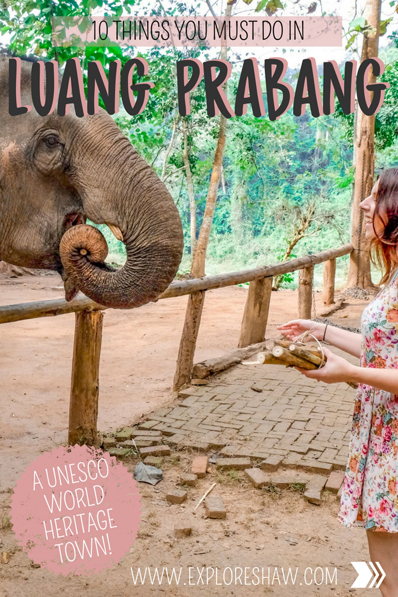 10 THINGS YOU MUST DO IN LUANG PRABANG