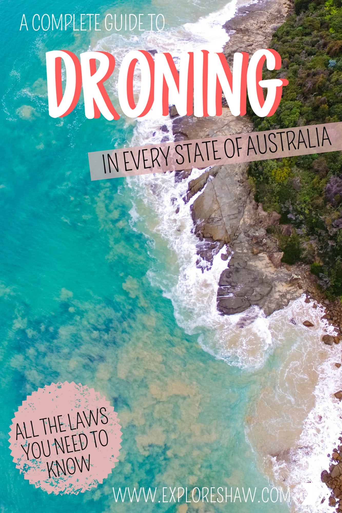 A Complete Guide To Droning In Australia 