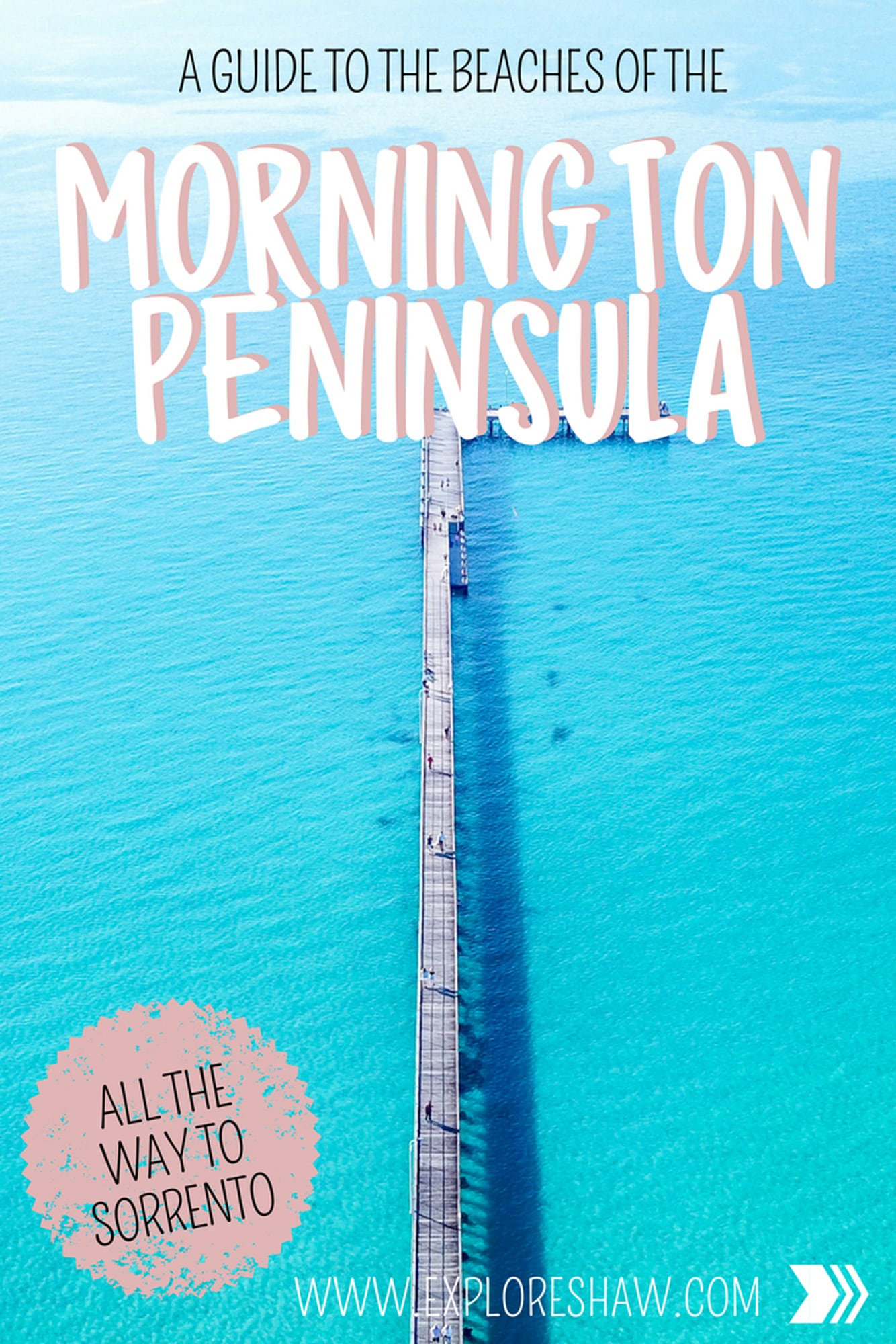 A Guide To The Beaches Of The Mornington Peninsula