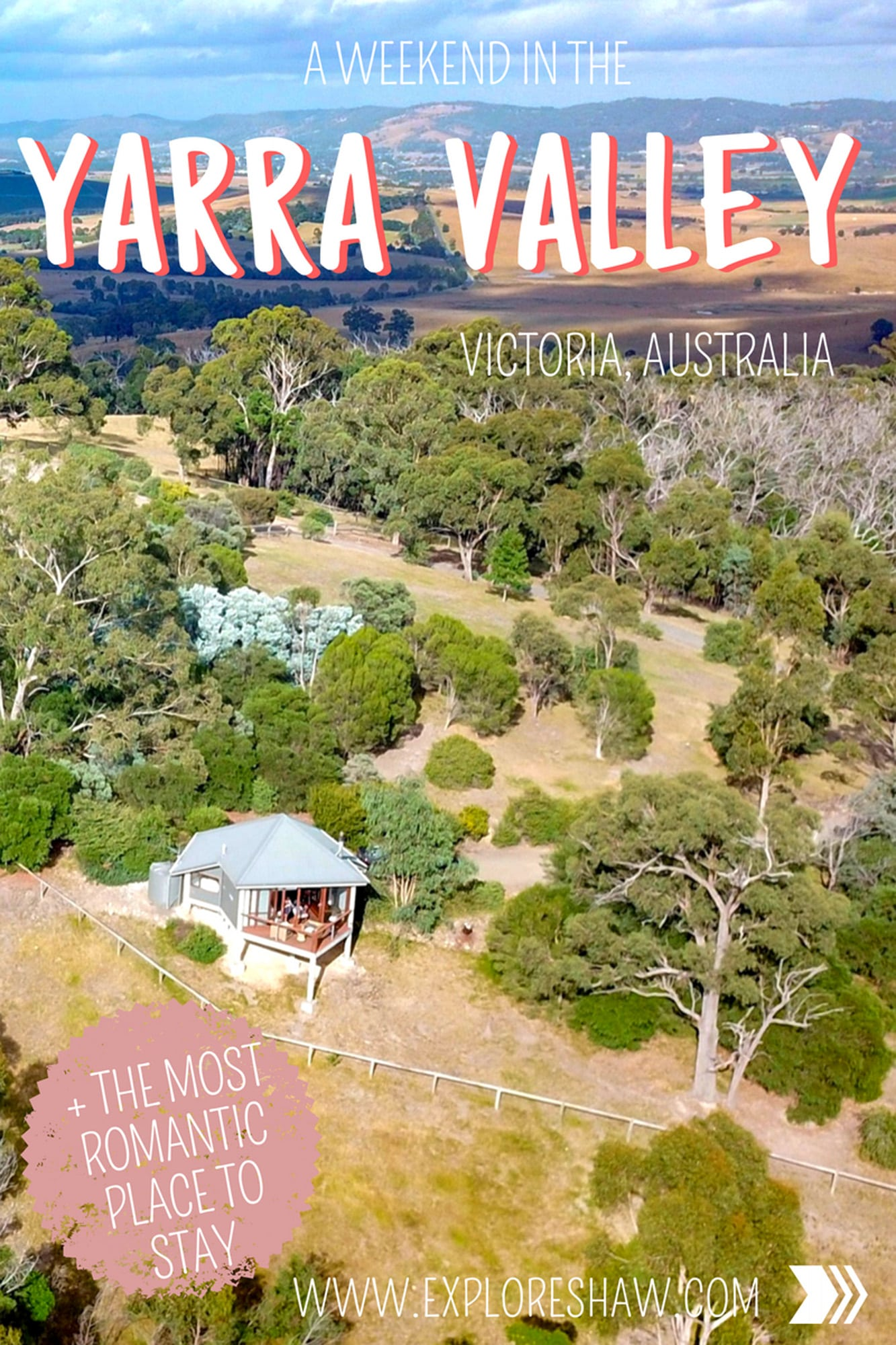 A Weekend In The Yarra Valley
