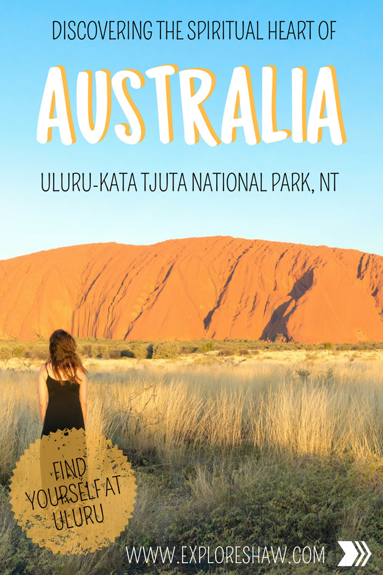 DISCOVERING THE SPIRITUAL HEART OF AUSTRALIA