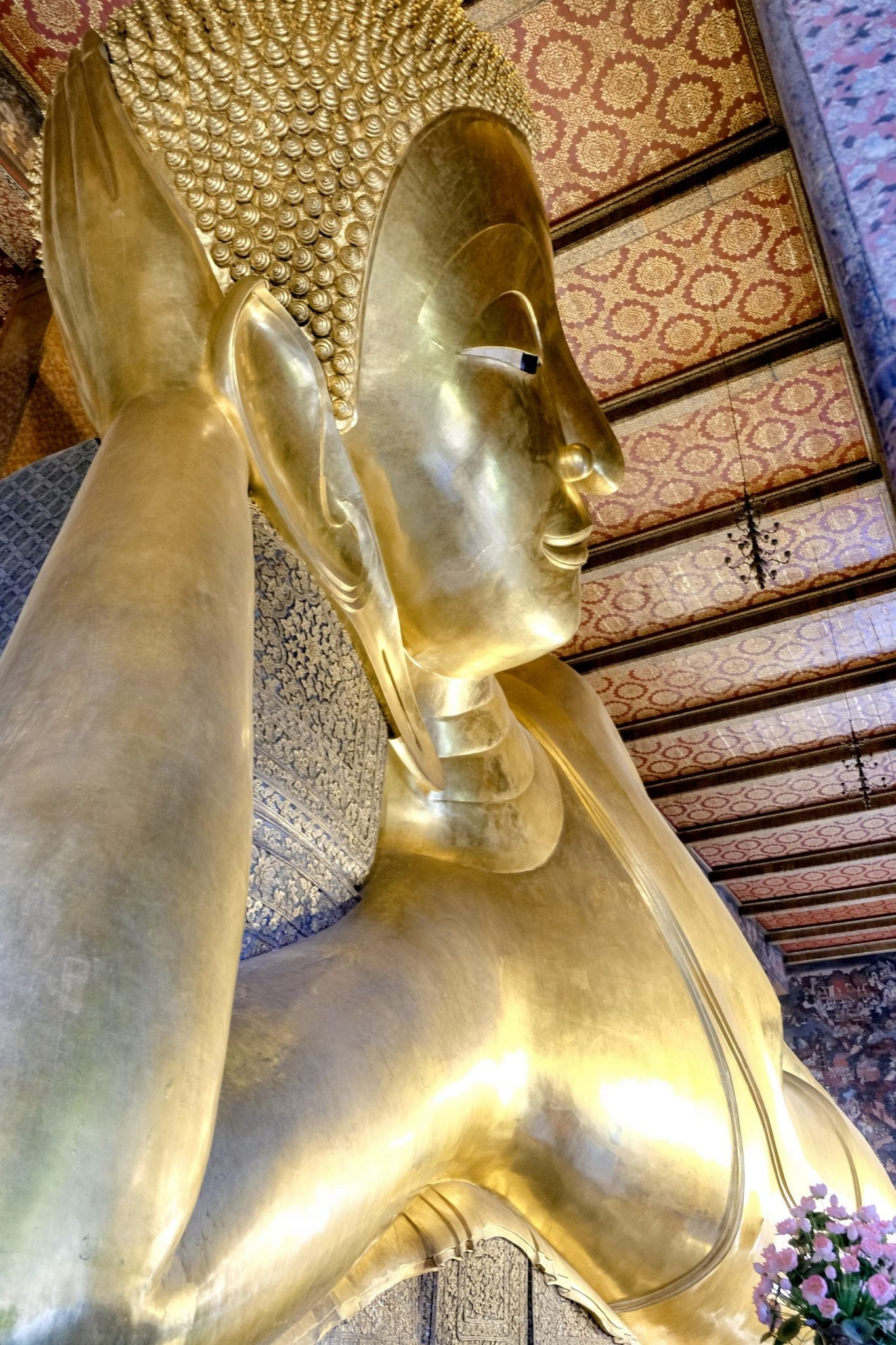 temple of the reclining buddha bangkok