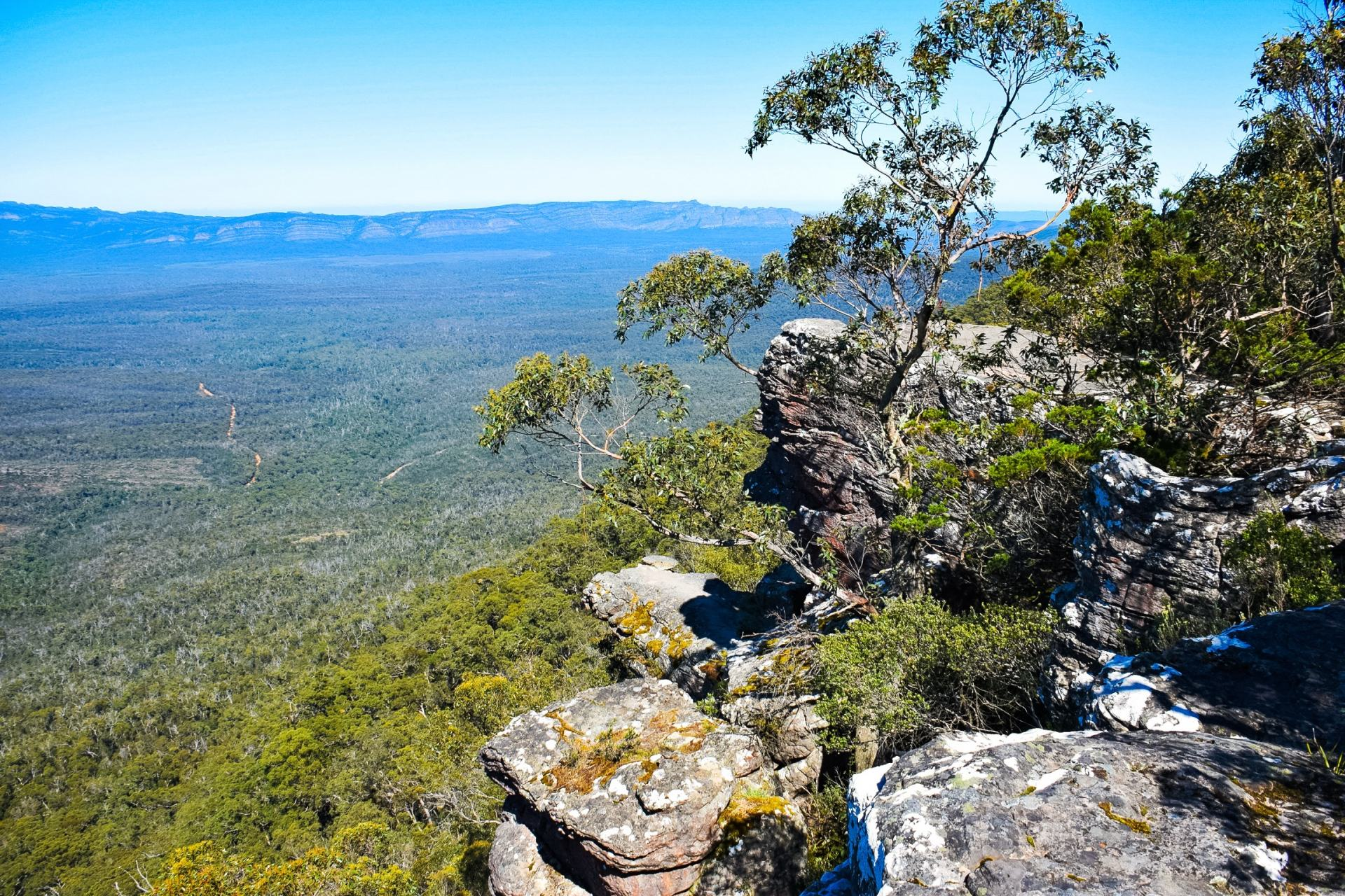 the grampians views