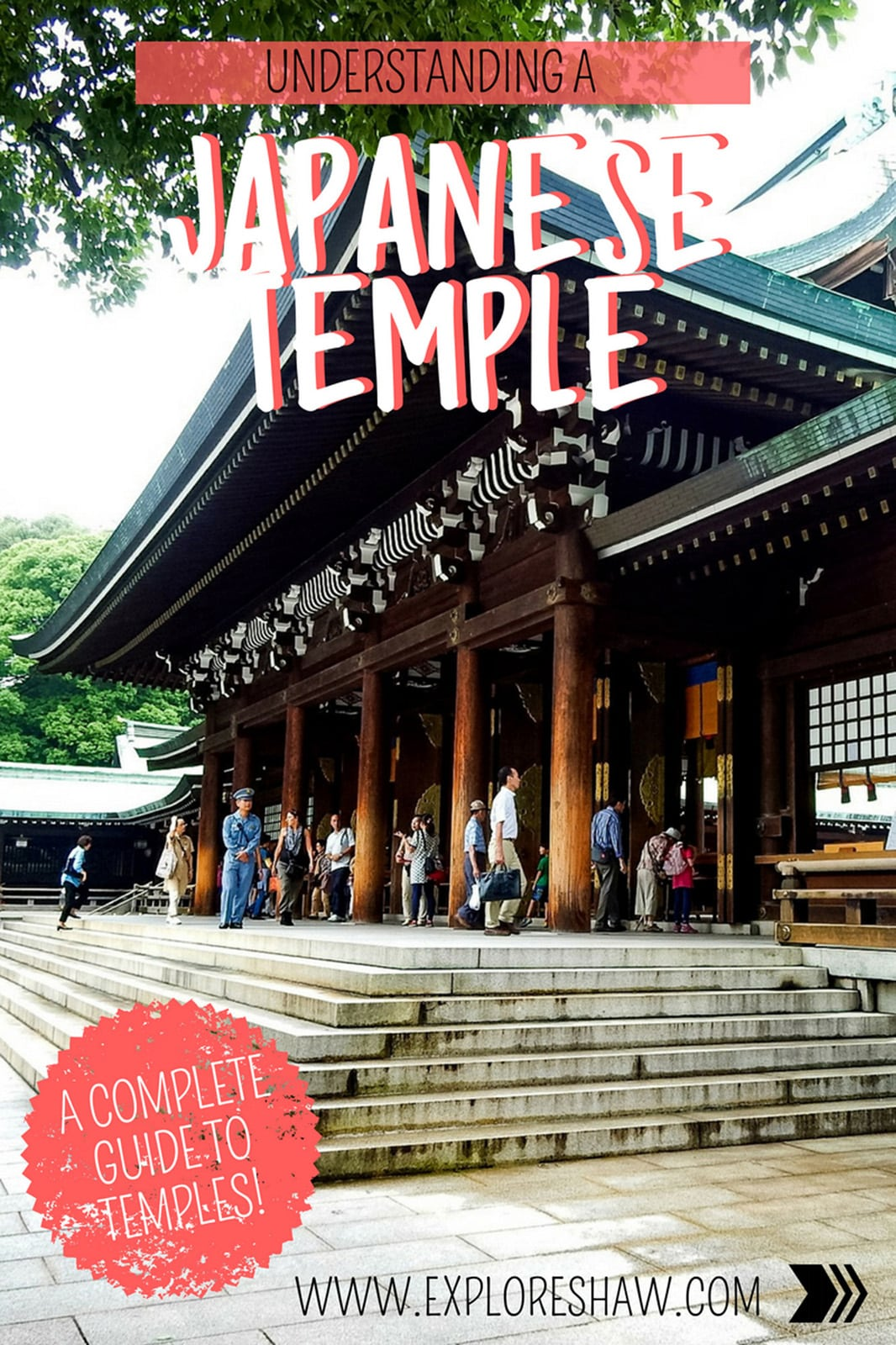 A visitors guide to understanding Japanese temples and the significance behind the different statues, buildings and features you might see at any temple.