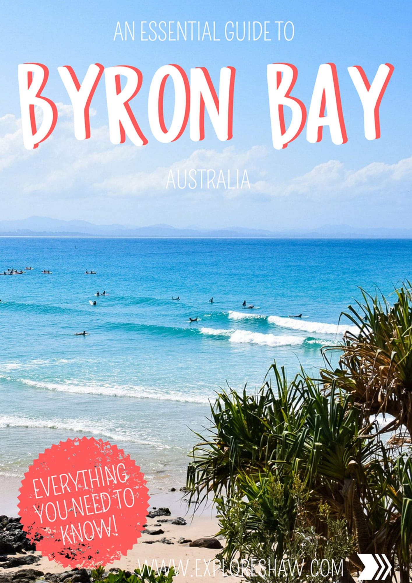 AN ESSENTIAL GUIDE TO BYRON BAY