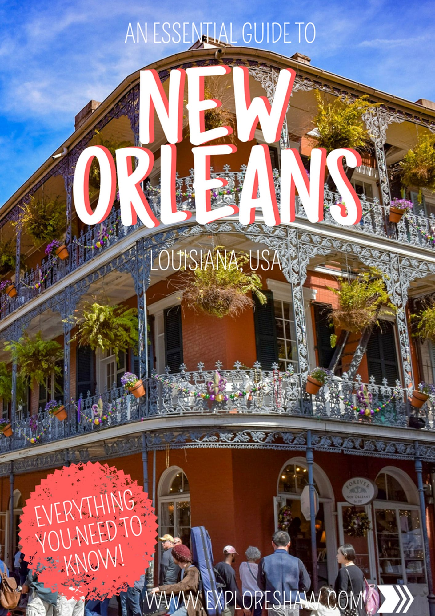 NEW ORLEANS GUIDE